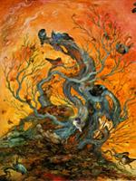 ارغوان= شهرام ناظری|حافظ